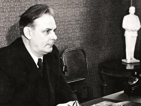 6–8 января 1945 г. в большом зале Дома Красной Армии проходила первая конференции молодых ученых...