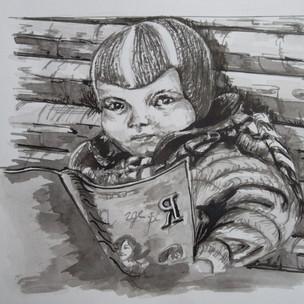 Маленький ученик