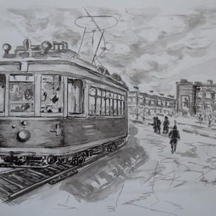 Новосибирский трамвай