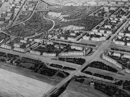 В декабре 1943 г. к юбилею Новосибирска открылась большая выставка...