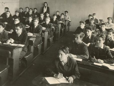 С 1 сентября 1943 г. в Новосибирске, наряду с другими административными центрами...