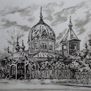 Вознесенская церковь Новосибирска
