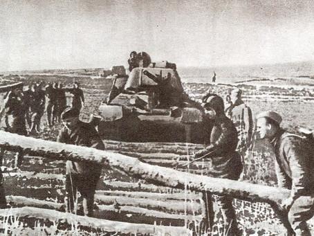 В 1944 г. студенты 4 курса Новосибирского института военных инженеров...