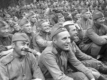 В 1943 г. газета «Красная Звезда» сообщала...