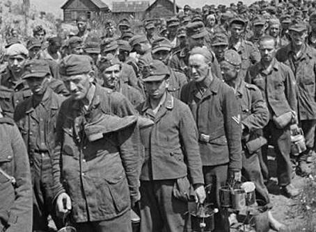19 сентября 1944 г. в Новосибирск прибыл первый эшелон с военнопленными