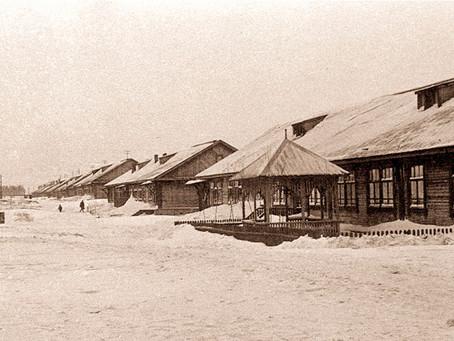 Всего в Новосибирске в военные годы было построено 374 тыс. кв. м жилой площади...