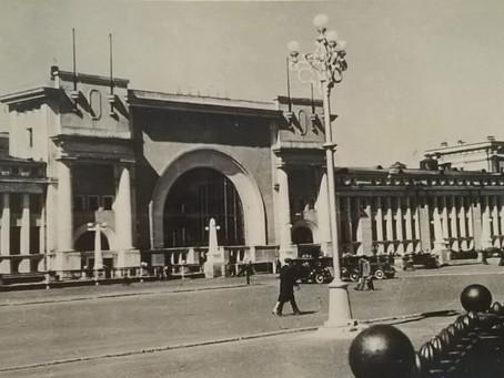 В 1942 г. в помещении Новосибирского вокзала был создан филиал областной библиотеки...