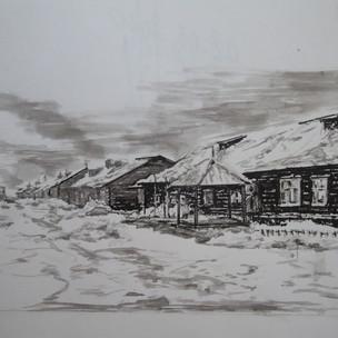Общежития завода им. В. П. Чкалова