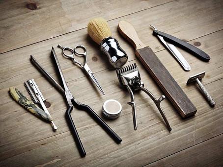 В 1942 г. в Новосибирске насчитывалось 38 коммунальных парикмахерских...