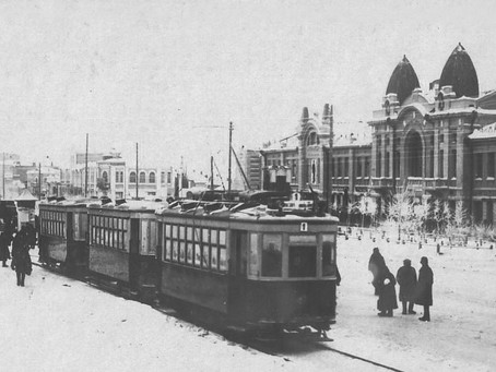 13 декабря 1943 г. в помещении Новосибирского театра оперы и балета...