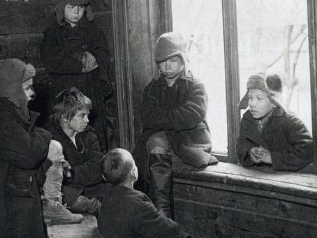Анализируя данные, специалисты Детской комнаты Новосибирского горисполкома определили...