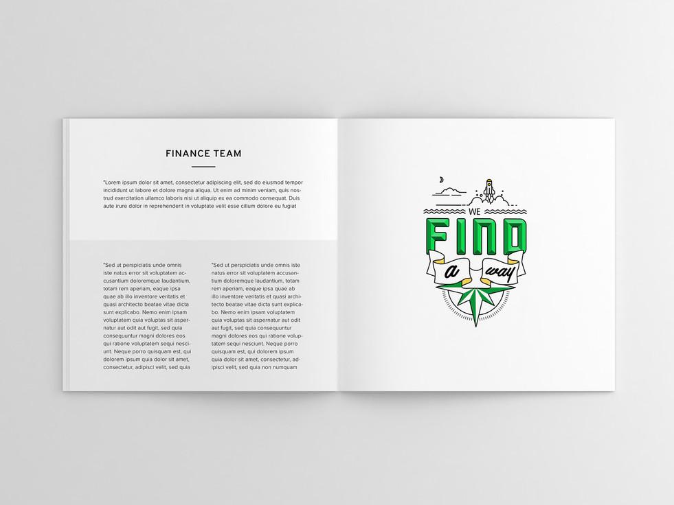 print mockup page layout