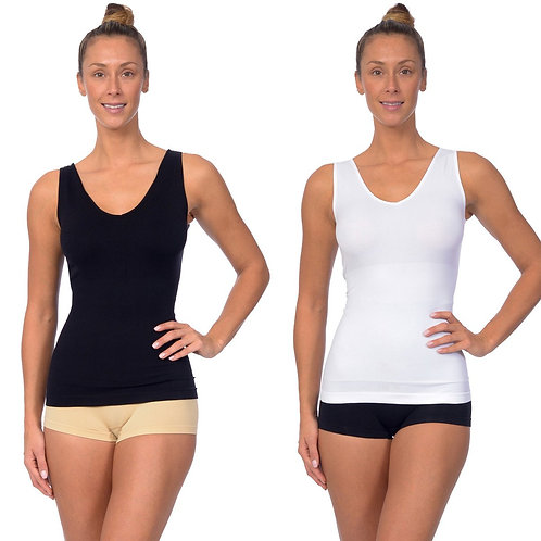 Reversible Shaping Tank Top