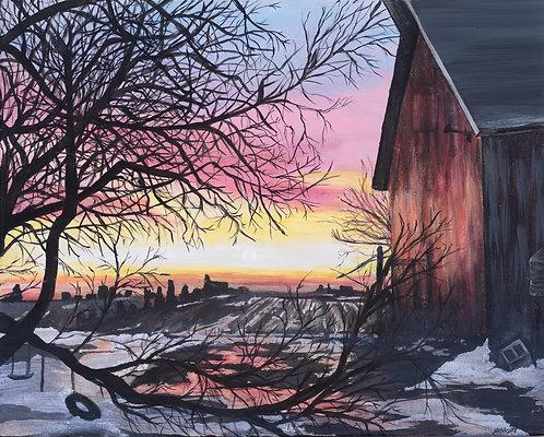 """""""Meryl's Sunrise"""""""