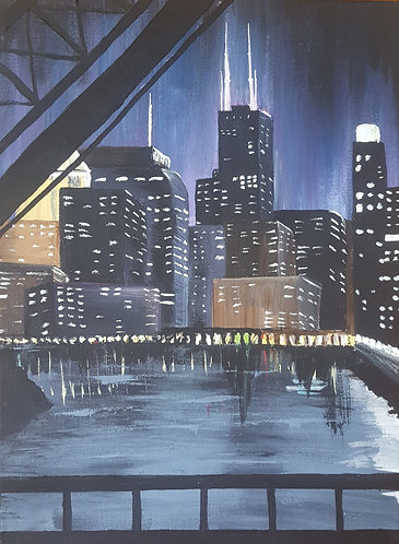 """Chicago Beyond the Bridge"""