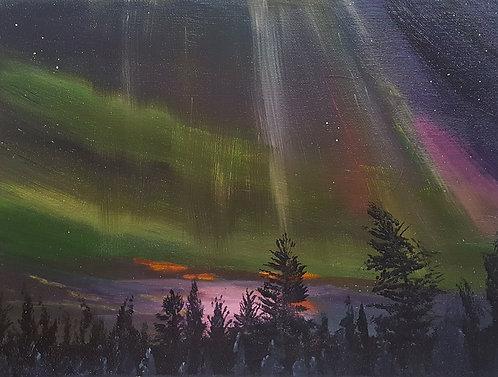 """Mind's Northern Lights"""