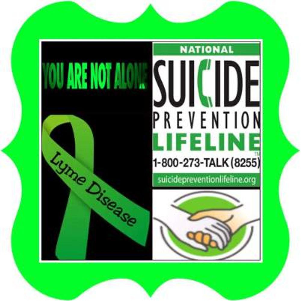 lyme suicide