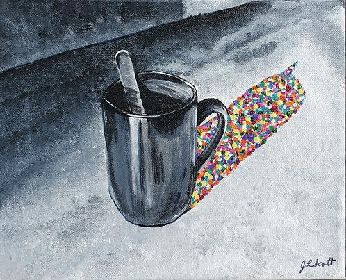 """Bubblegum Shadows - Cup"""