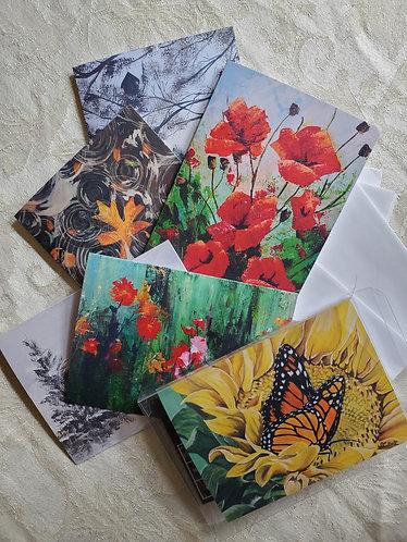 Variety Pack - Original Notecards