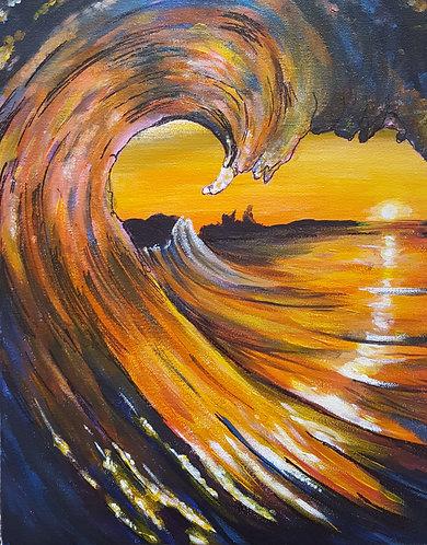 """Wave Response"""