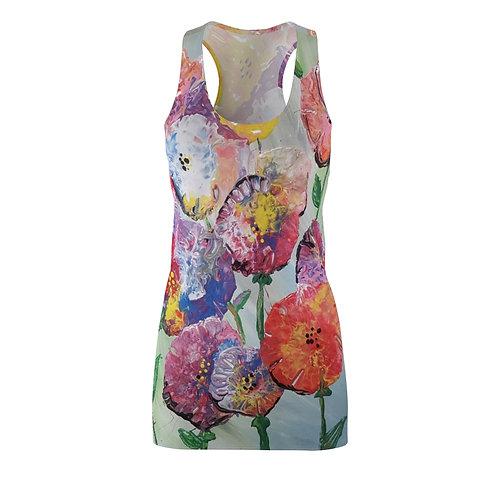 Women's Cut & Sew Racerback Dress