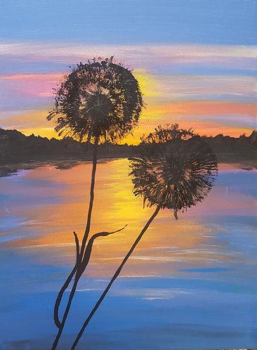 """Sunset Wishes"""