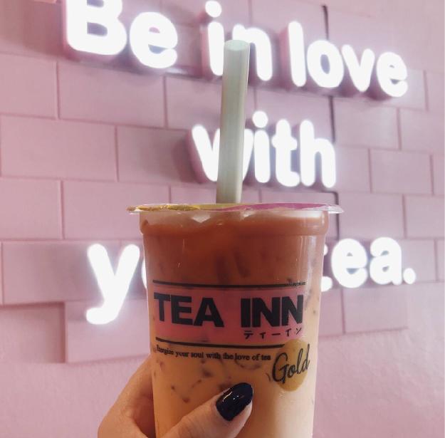 Review : Tea Inn ทีอินน์ ティーイン