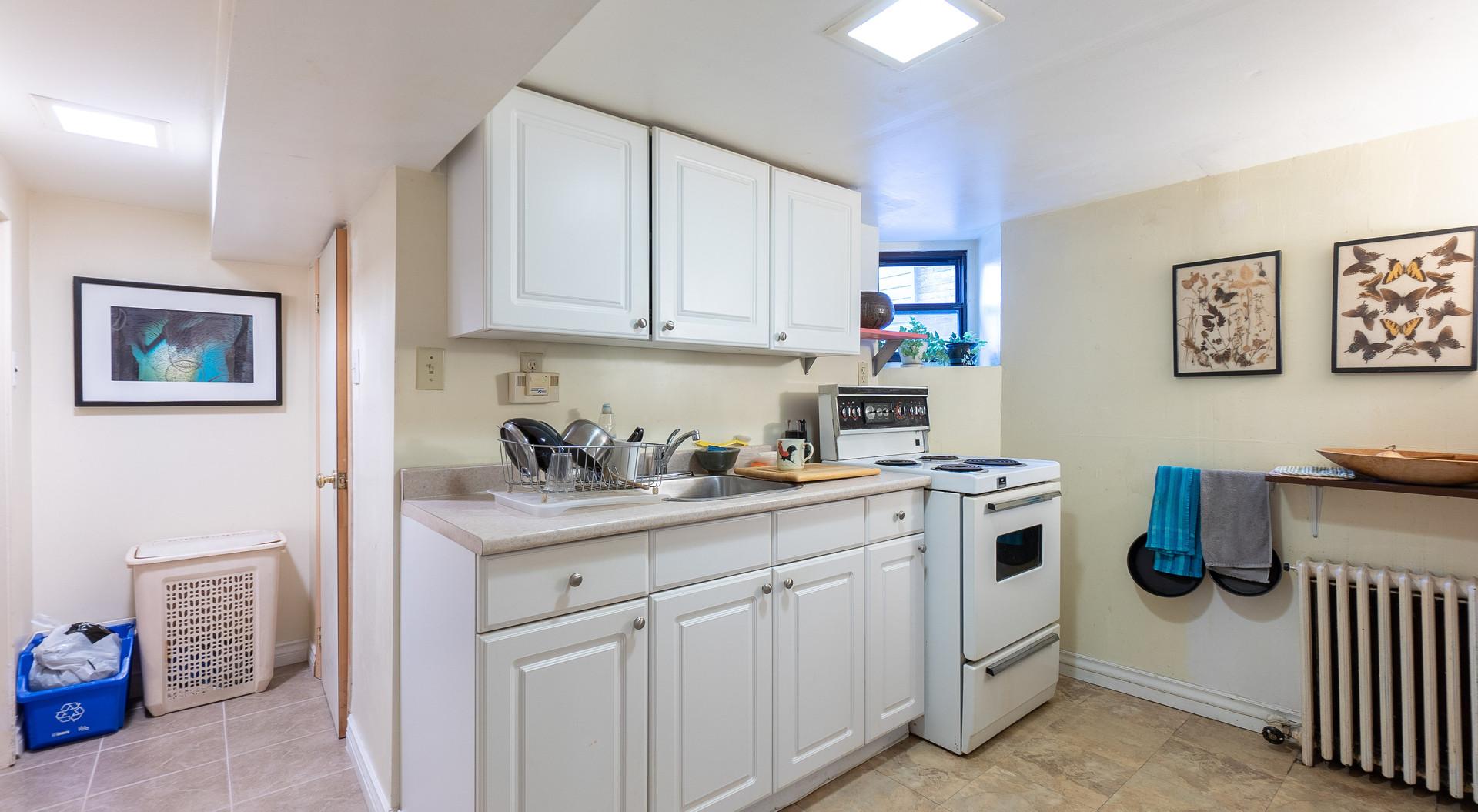 Basement kitchen and hallway.jpg
