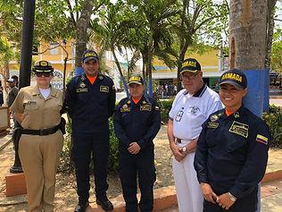Un sentido homenaje con motivo del Día Internacional de la Mujer se llevó a cabo en el municipio de Puerto Colombia y Salgar Atlántico.