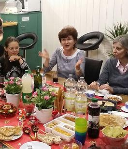 Speis und Trank, Russisch und Kultur