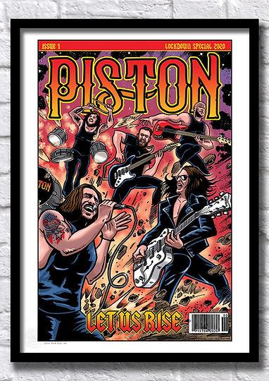 thumbnail_PISTON Comic Poster Store Pic