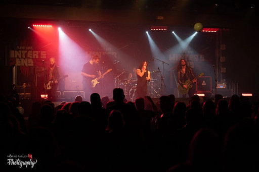 Piston LIVE at Planet Rock Winters End.
