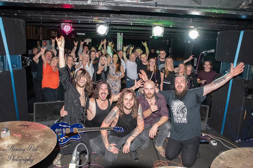 Piston LIVE at The Flapper, Birmingham.