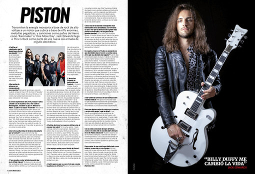 This Is Rock Guitar Magazine