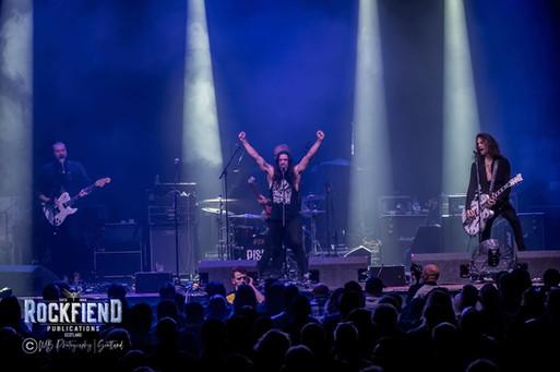 Piston LIVE at O2 Academy, Glasgow.