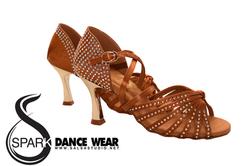 Latin Salsa Bachata Dance Shoes
