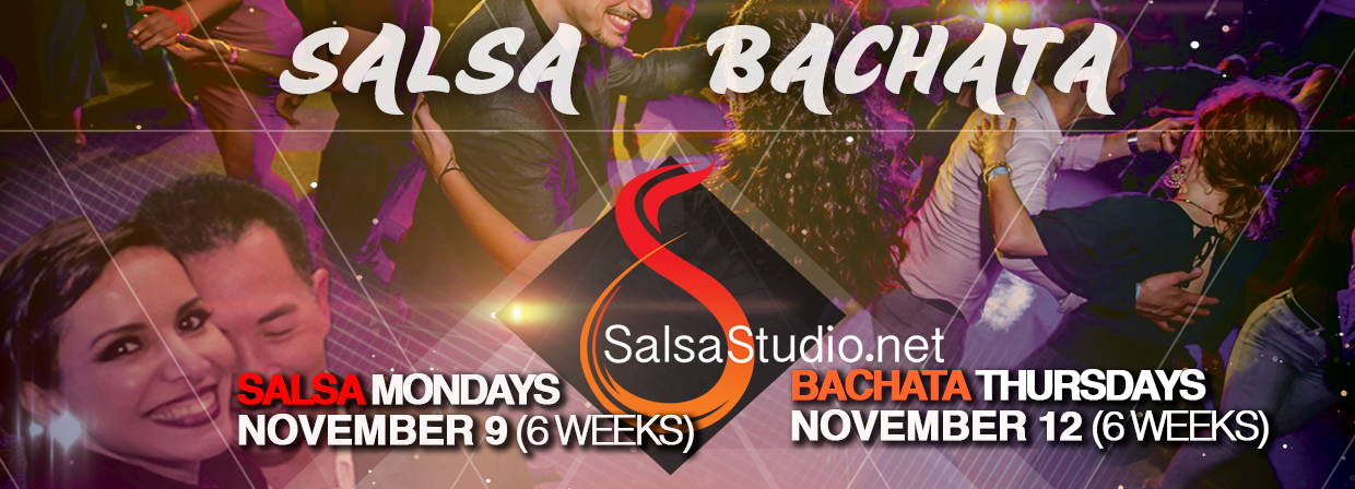 Salsa Bachata dance lessons and party vancouver