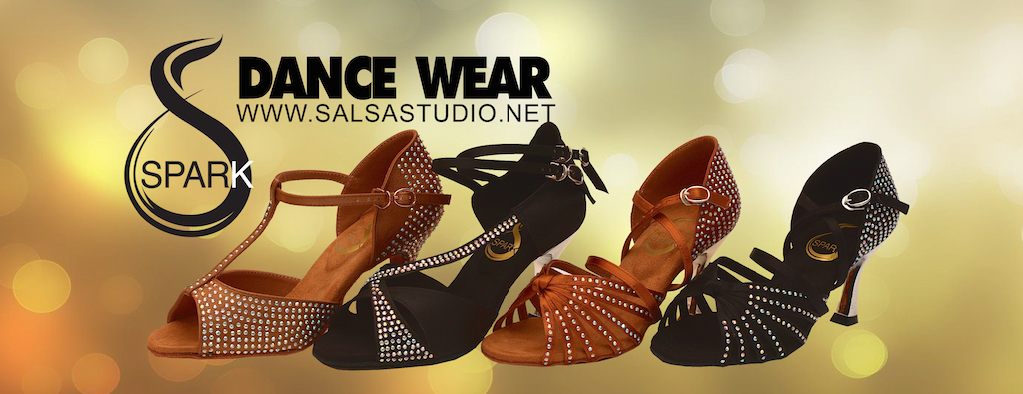 Latin Salsa Bachata Dance Shoes