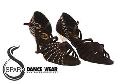 Spark Latin Salsa Dance Shoes