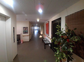 弘前市で希少な完全独立個室タイプのお部屋。中廊下でセキュリティーも安心。