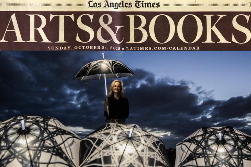 LA TIMES: Art & Books