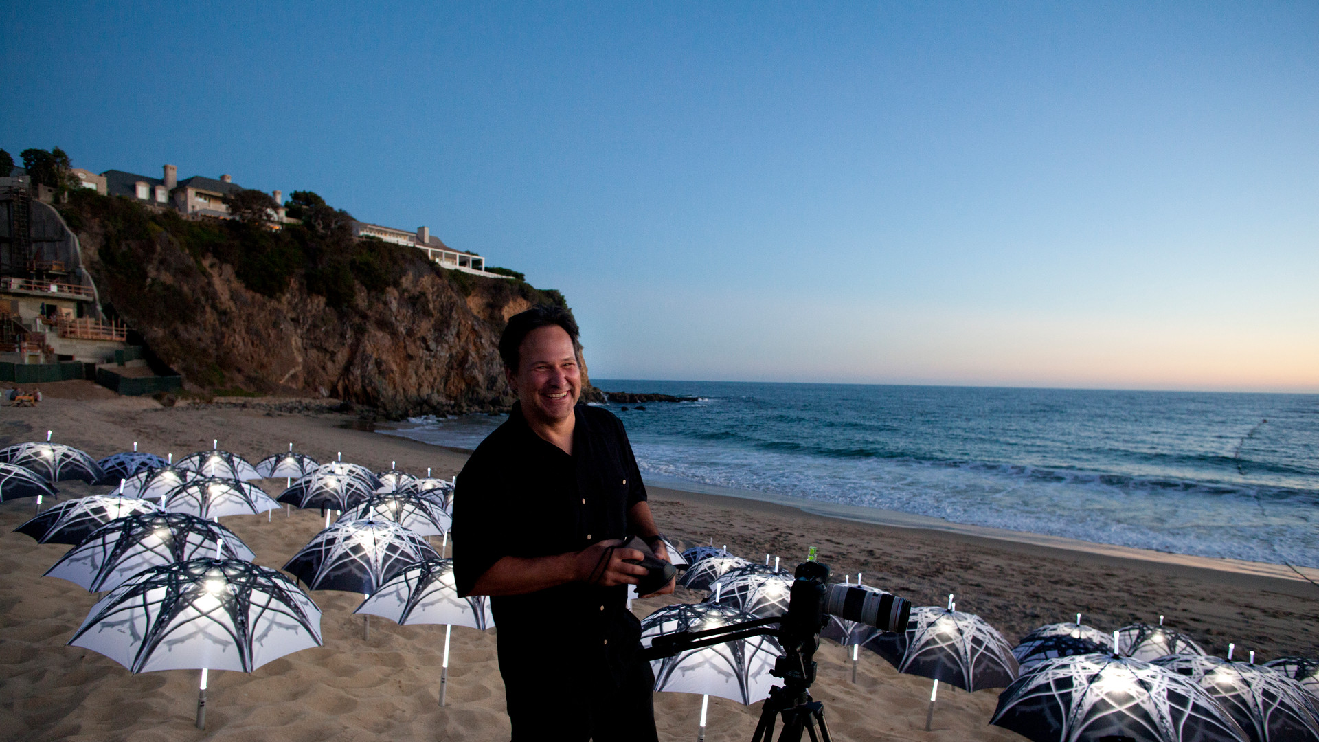 Erik Thienes, Film & Photography