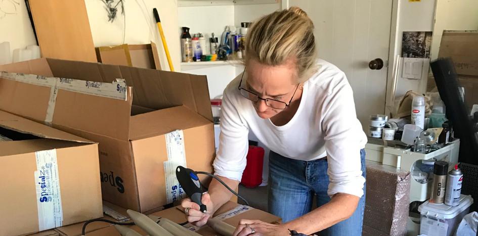 Elizabeth Turk, Artist