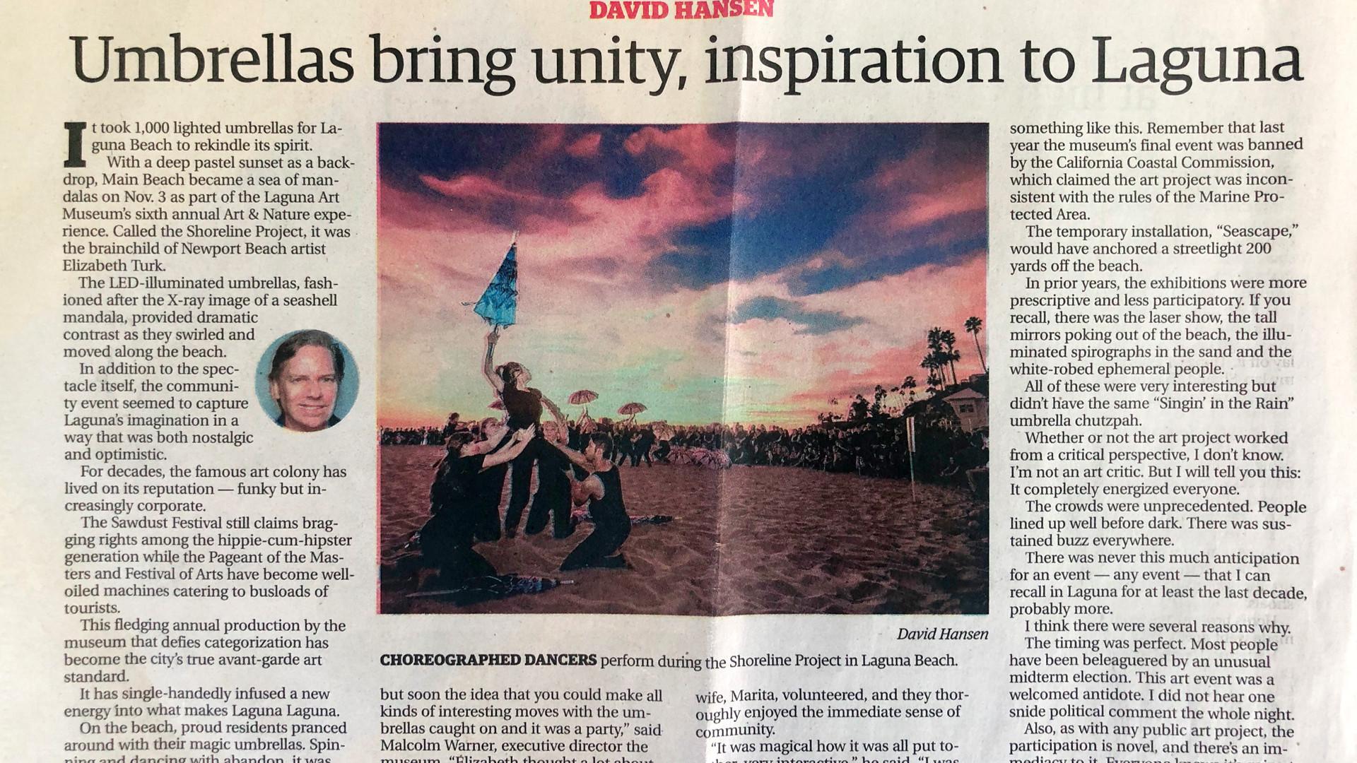 LA Times, Daily Pilot