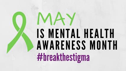 Mental Health Awareness Week (10th - 16th May 2021)