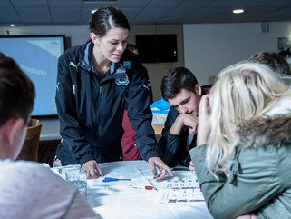 Talbot House Students Gain 'Grass Roots' Teaching From Newcastle United Foundation