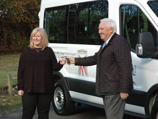 New School Mini Bus