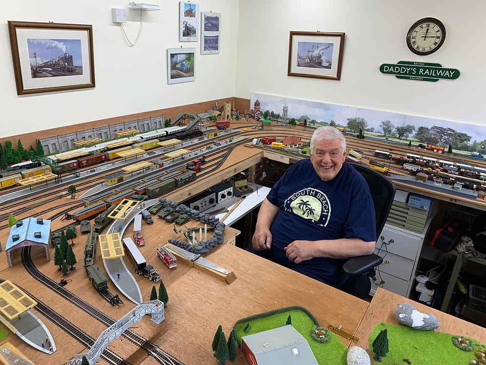 Harvey & Trains 081120.JPG