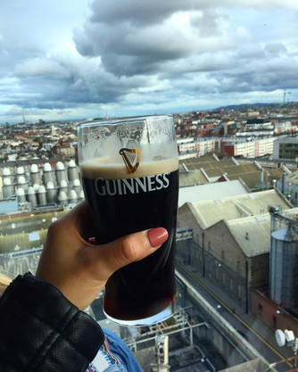 Guinness Storehouse and Factory