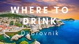 Best Bars in Dubrovnik, Croatia
